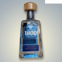 1800 Tequila Blanco - Silver